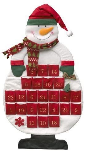 fertige Adventskalender zum Befüllen
