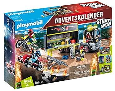 Playmobil XXL Adventskalender Stuntshow